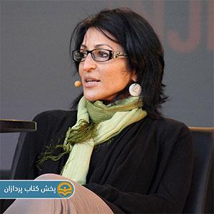 سوزان ابوالهوی نویسندۀ کتاب زخم داود