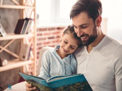 خواندن کتاب با کودک