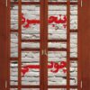 خرید کتاب پنجره چوبی